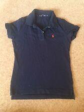Ralph Lauren navy blue polo shirt size M