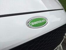 Insignia De Ford Delantero Trasero superposición de vinilo adhesivo Hoonigan Focus Fiesta Ken Block Rep