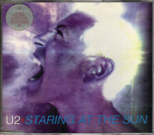 U2 ‎Maxi CD Staring At The Sun - Europe (M/M - Scellé / Sealed)