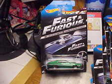 Hot Wheels Fast & Furious #5 of 8 '72 Ford Grand Torino Sport