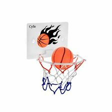 Cyfie Basketball Hoop Toy, Office Desktop Game Bathroom Toilet Slam Dunk Gadg...