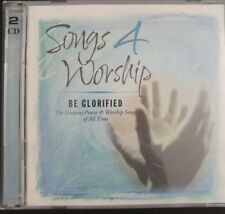 Songs 4 Worship - Be Glorified [2CD] 2001 Time Life | Integrity Music VG