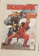 Marvel comic Deadpool team-up #887