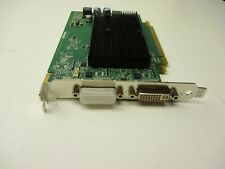 Matrox M9120-E512F Video Graphics Card 512MB GDDR2 PCI-e x16 ATX Dual Monitor