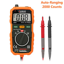 Epsilont Digital Multimeter, Auto-Ranging Digital Measuring instrument