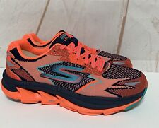 Skechers Go Run Ultra R Road Running Shoes Women's Size 6 Navy/Coral
