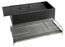 Heavy Duty Meat Smoking Unit MAXI made of 2mm Steel Stovetop Smoker
