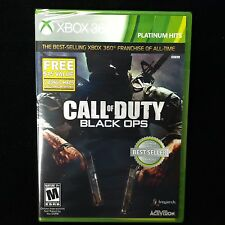 Call of Duty: Black Ops with 5 Bonus Maps DLC PLATINUM HITS (Microsoft Xbox 360)