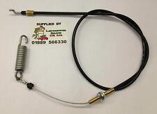 Alpina 63Y Rideon Lawnmower Blade Engagement Cable 384207104/1