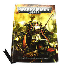 WARHAMMER 40K Rulebook Rules Book #3 Hardcover Good condition 6th