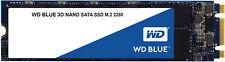 WD Blue 3D NAND SATA SSD WDS500G2B0B - Solid state drive 500 GB internal M.2