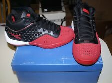 REEBOK ATR MAKE IT RAIN SHOES SIZE MENS 7 BLACK/RED NEW IN THE BOX FREE SHIPPING