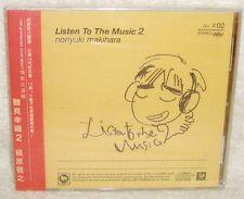Noriyuki Makihara Listen To The Music 2 Taiwan CD