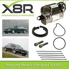 Per Jaguar xj6 xj8 x350 x358 XJR sospensione COMPRESSORE Anello Pistone Kit Di Riparazione