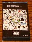 LED ZEPPELIN III CASSETTE