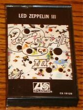 LED ZEPPELIN III CASSETTE