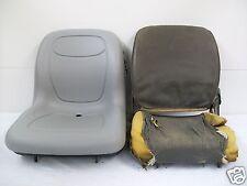 GRAY SEAT KUBOTA L3010,L3410,L3710,L4310.L4610 COMPACT TRACTORS, L48 BACKHOE #DJ