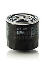 Filtro OLIO W811/80 MANN 3252742 5012574 5021023 15400POH305 8942019423 Qualità