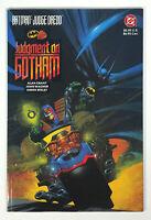 BATMAN JUDGE DREDD #1 - JUDGMENT ON GOTHAM (1991) DC Comics