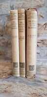 The Moffatt New Testament Commentary Vintage Hardback Books Display TBLO