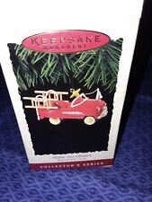 Hallmark Collector Christmas Ornament, Kiddie Car Classics, Murray Fire Truck