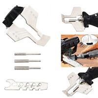Chain Sharpening Kit Chainsaw Teeth Sharpener Saw Chain Bar Grinding Tool US LO
