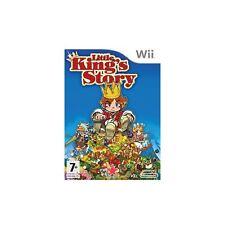 LITTLE KING'S STORY GIOCO Wii NUOVO ITALIANO NINTENDO