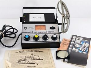 BESELER PM1A Color Analyzer No. 8155 Very Good Used
