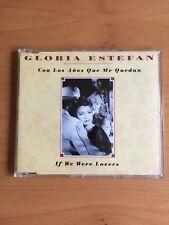 GLORIA ESTEFAN CON LOS ANOS QUE ME QUEDAN IF WE WERE LOVERS TRADICION 1993 CD