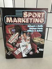 Sport Marketing Textbook 1993 Mullin Hardy Sutton Vintage