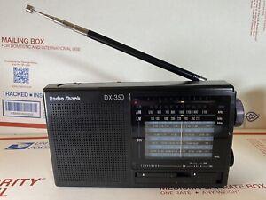 Radio Shack DX-350 Shortwave Radio in Great Condition!