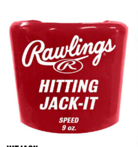 Rawlings Baseball Bat Hitting Jack-it 9 oz. - Build Strength and Hitting Power