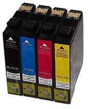 4x DruckerPatrone Tinte für EPSON STYLUS BX305F BX305FW SX125 SX420W SX130 SX425