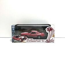 Greenlight | 1:43 1978 Ford Mustang II Cobra II - Red with White | IN STOCK