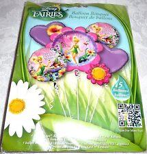 Anagram DISNEY FAIRIES TINKER BELL BIRTHDAY Foil Balloon Bouquet