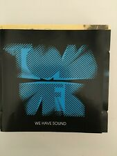 TOM VEK WE HAVE SOUND 2005 ALT ROCK INDIE CD