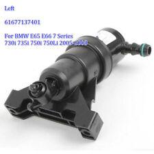 For BMW E65 E66 7 Series 2005-2008 Left Side Headlight Telescopic Washer Nozzle