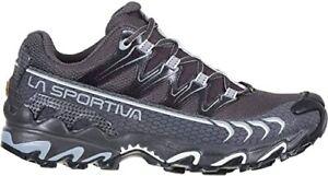 La Sportiva Ultra Raptor w's gtx scarpa trail running grigio carbon cloud
