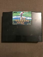New ListingTop Player's Golf (Neo Geo Aes, 1994) ✅Cleaned ✅Tested