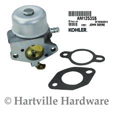 John Deere Original Equipment Carburetor Kit #AM125355