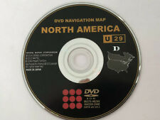 2004 05 06 07 08 2009  LEXUS TOYOTA  NAVIGATION  DVD  U29 VERSION 14.1  OEM