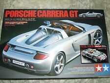 Tamiya 1/24 Porsche Carrera GT Full View Model Car Kit #24330
