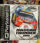Nascar Thunder 2002 (NTSC) - PS1 SONY PLAYSTATION 1 💜 💜💜 FREE POST