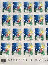 US 3398 Adopting A Child  Sheet MNH OG() (2000)
