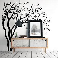 01388 Wall Stickers Adesivi Murali parete decoro muro piante Alberi 160x170 cm
