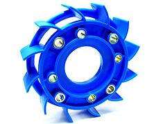 Jinlun JL50QT-5 Flywheel Cooling Fan Blue