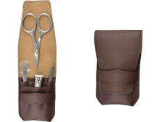 Niegeloh Solingen Leather Manicure Set Cafe Do Brazil Top Quality Germany