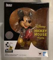 Disney Figuarts Zero Mickey Mouse 1940's Collectible Figure  BANDAI SPIRITS  5""