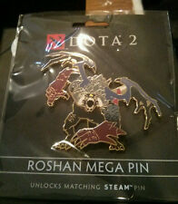 Dota 2 Roshan Pin TI4- In-game Code Included