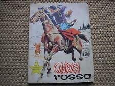 PICCOLO RANGER NUMERO 66  OMBRA ROSSA MAGGIO 1969 OTTIMO